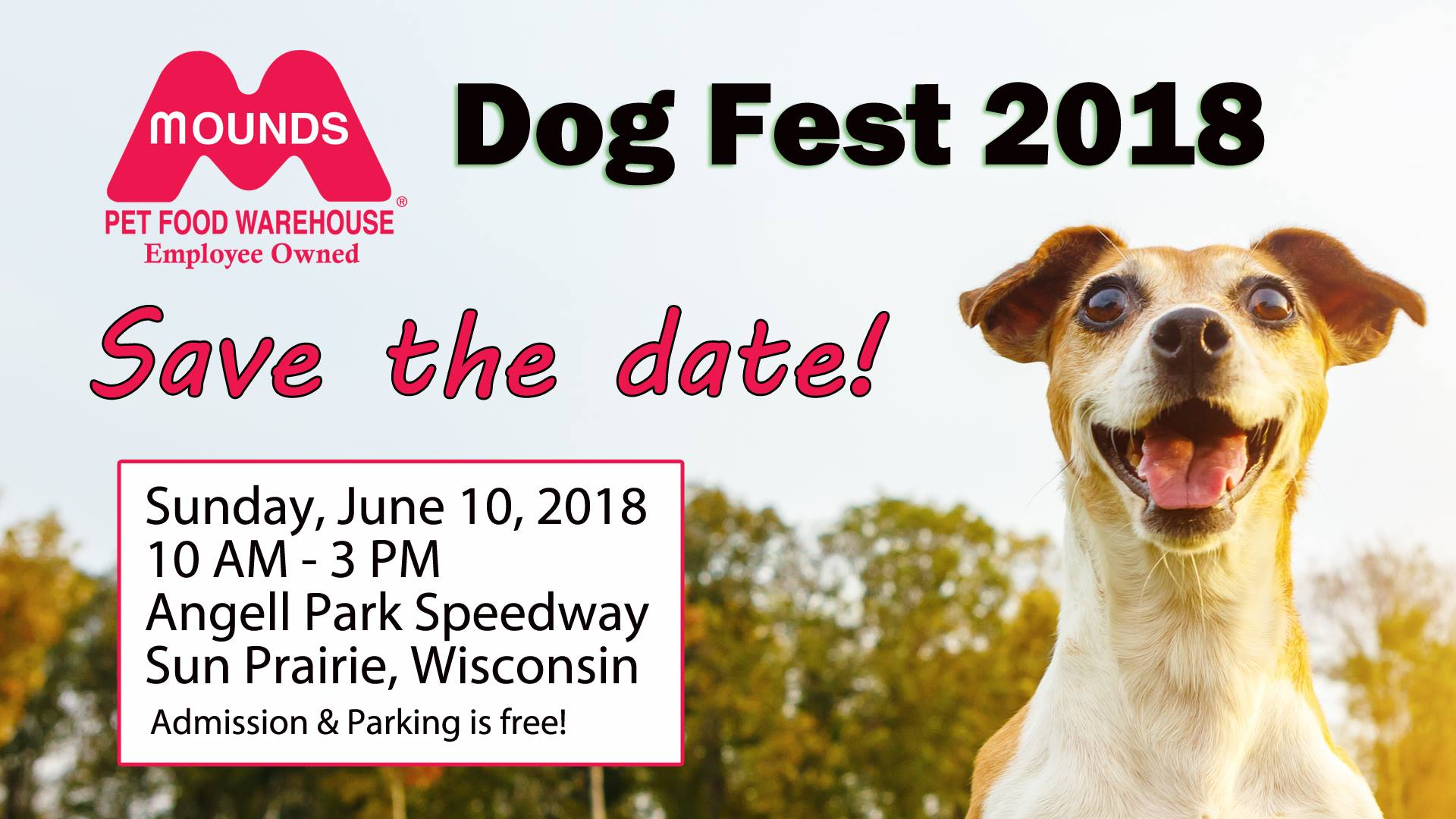 Mounds Dog Fest 2018